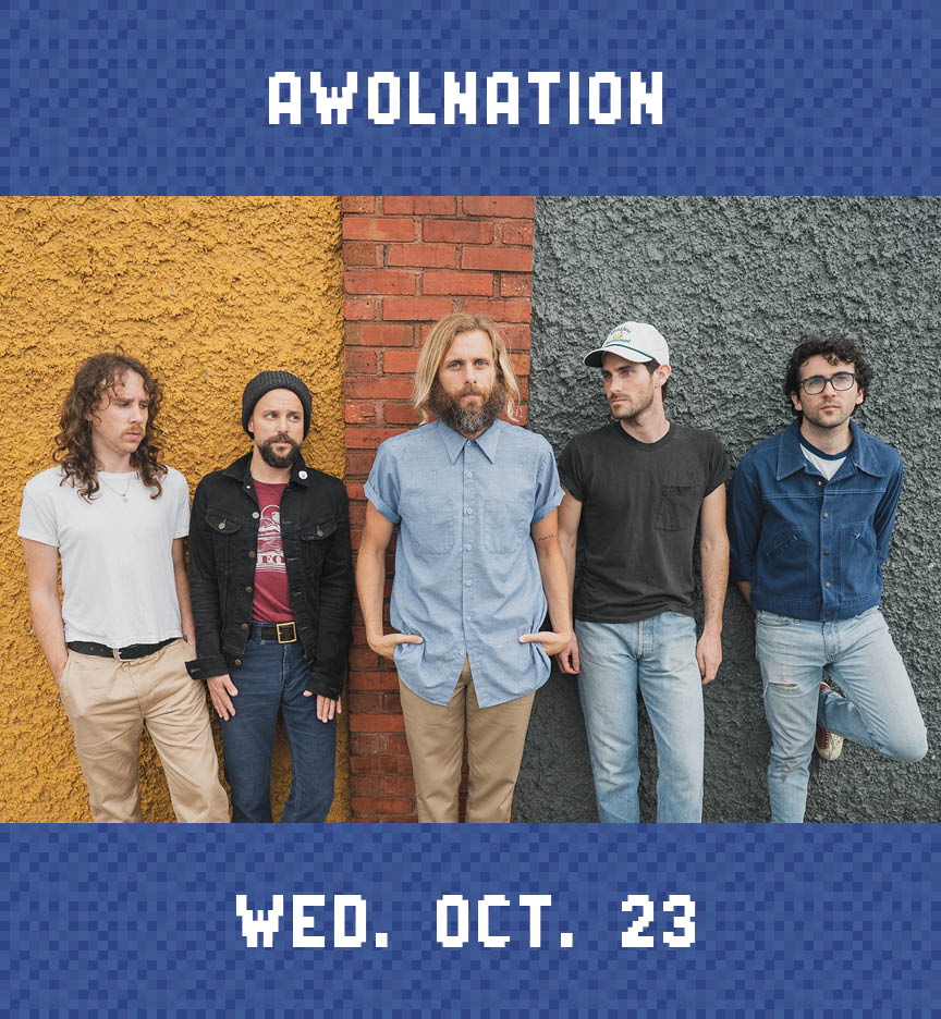 Web Page Concert Photo – Awolnation