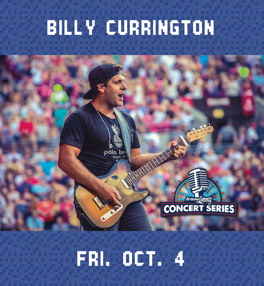 Web Page Concert Photo – Billy Currington