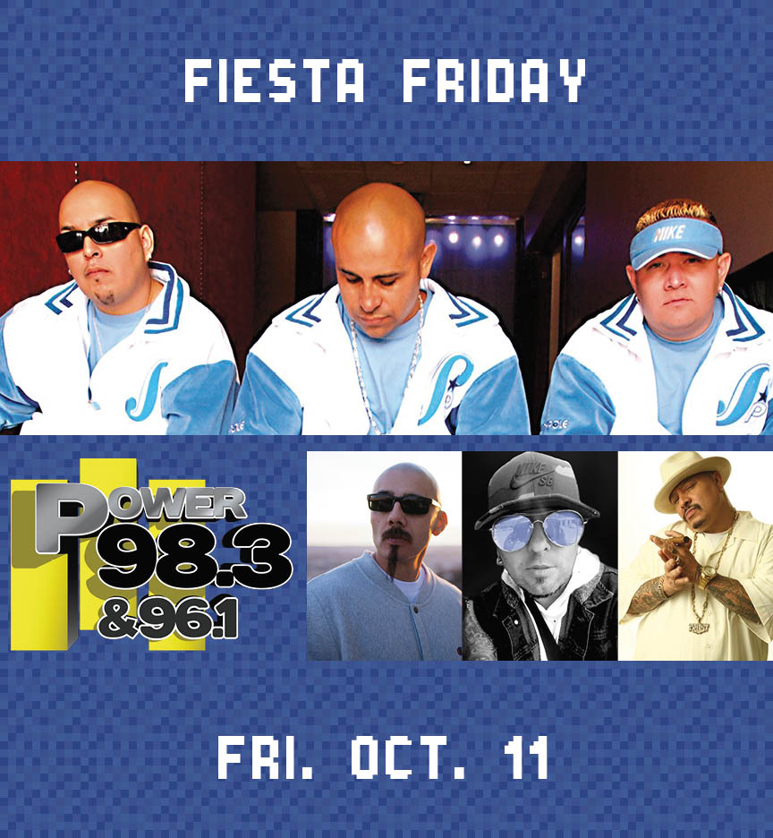Web Page Concert Photo – Fiesta Friday
