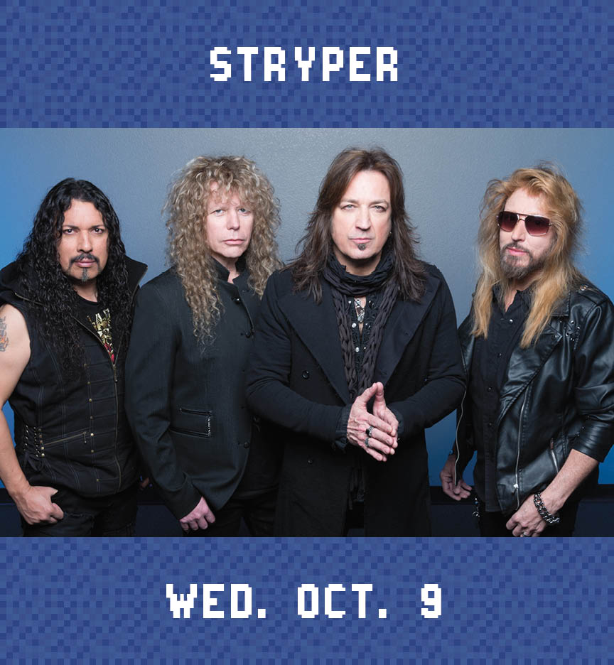 Web Page Concert Photo – Stryper