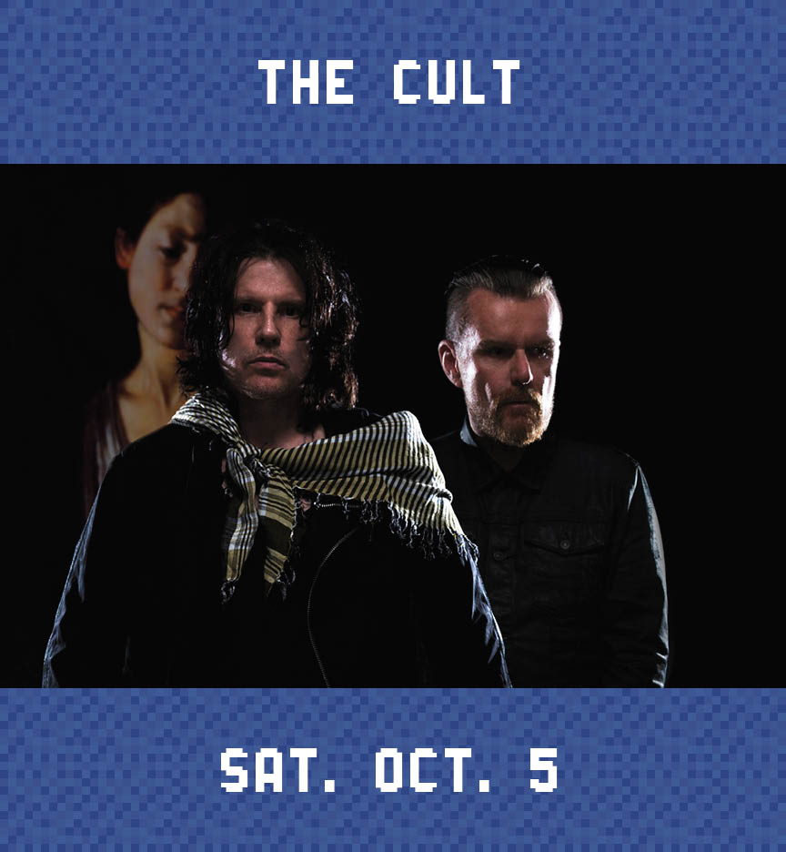 Web Page Concert Photo – The Cult