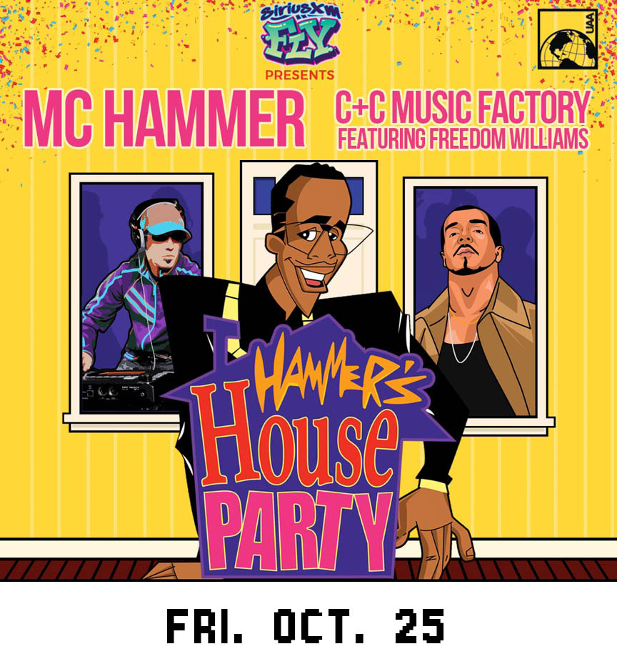 MC Hammer and C&C Music