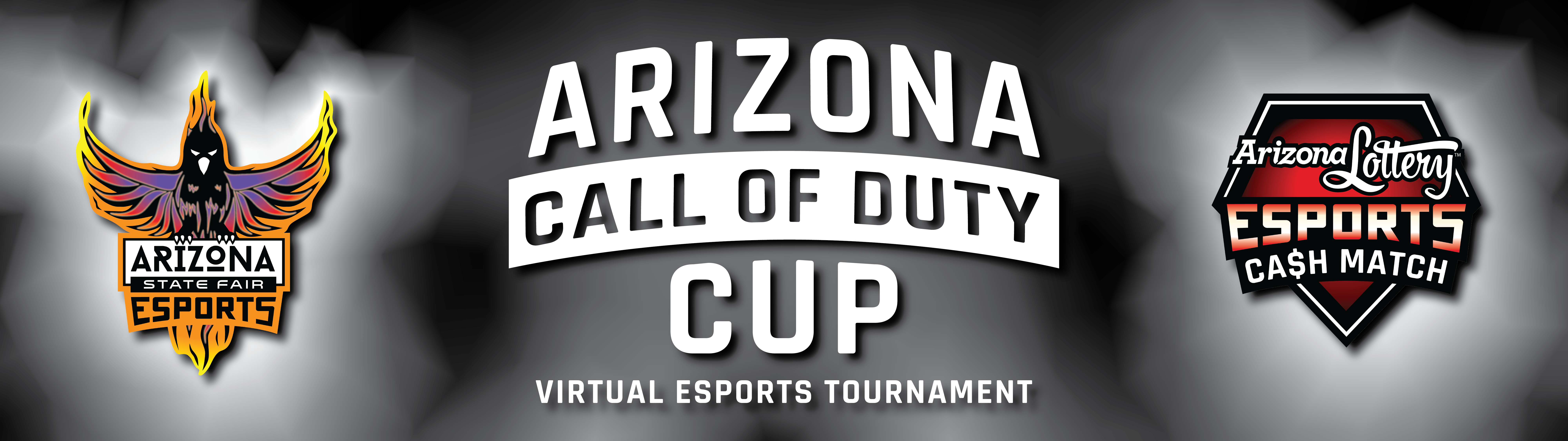 AZ Lottery Esports Call of Duty Banner
